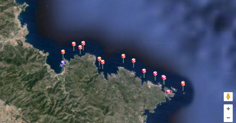 2016-02-21 13_16_03-Les sites de plongée - El Port de la Selva - Plongée Loisir