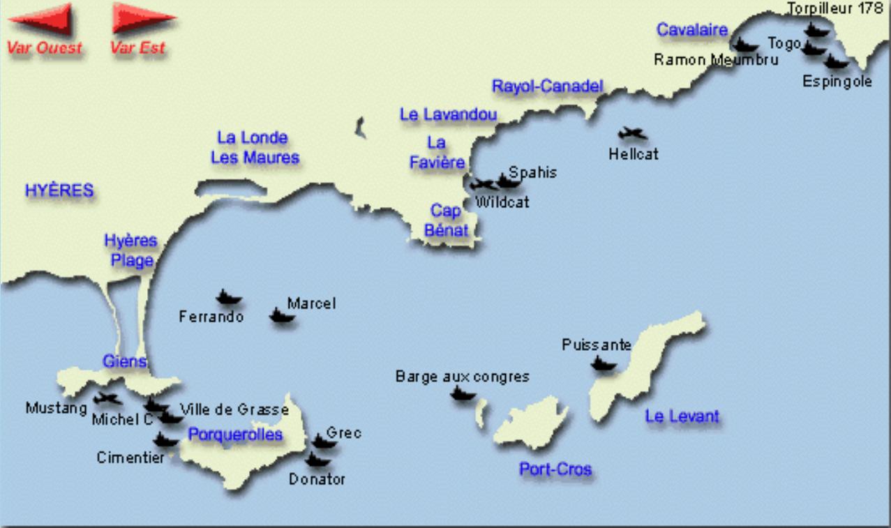2016-02-21 13_39_34-Aqualonde Plongée - La Londe les Maures Var (83) - Les Cartes - La carte des épa