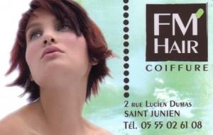 logo FM'Hair