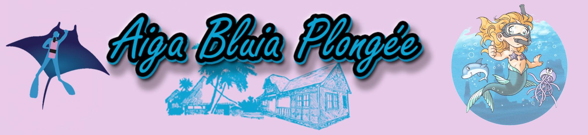 Aiga Bluia Plongée 87