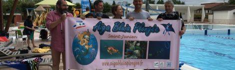 Les 10 ans du Centre Aquarécréatif de Saint Junien!!